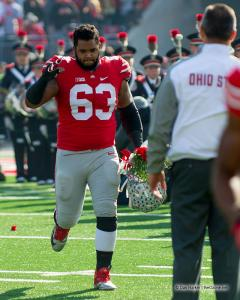 015 Michael Bennett Ohio State Michigan 2014