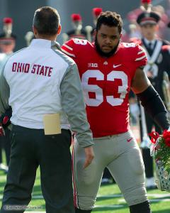 016 Michael Bennett Ohio State Michigan 2014