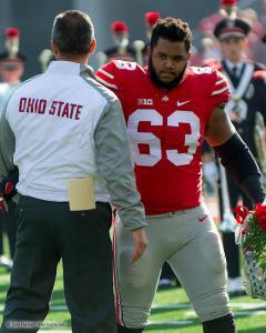016 Michael Bennett Ohio State Michigan 2014