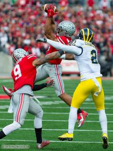024 Devin Smith Evan Spencer Ohio State Michigan 2014