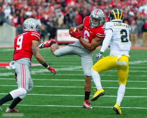 025 Devin Smith Evan Spencer Ohio State Michigan 2014