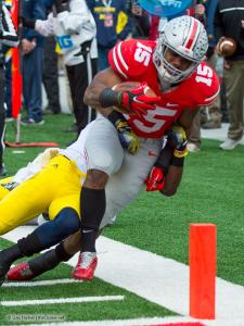 029 Ezekiel Elliott Ohio State Michigan 2014