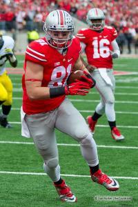 033 JT Barrett Nick Vannett Ohio State Michigan 2014
