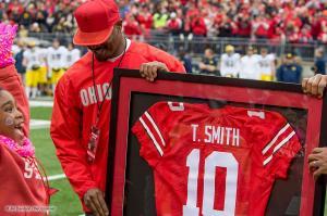 054 Troy Smith Ohio State Michigan 2014