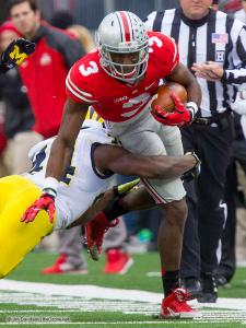 065 Michael Thomas Ohio State Michigan 2014
