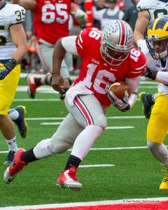 072 JT Barrett Ohio State Michigan 2014