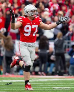 084 Joey Bosa Ohio State Michigan 2014