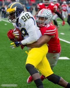085 Joshua Perry Ohio State Michigan 2014