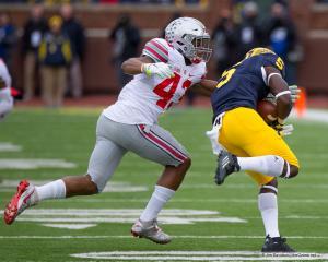 012 Darron Lee Ohio State Michigan 2015