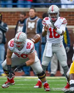 014 Jacoby Boren JT Barrett Ohio State Michigan 2015