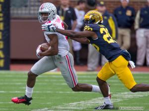 016 Michael Thomas Ohio State Michigan 2015