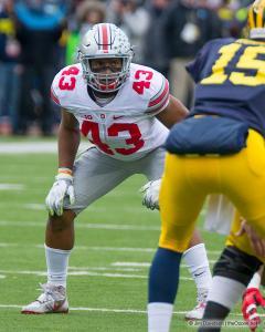 020 Darron Lee Ohio State Michigan 2015