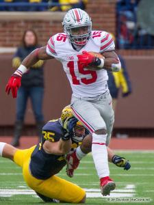 028 Ezekiel Elliott Ohio State Michigan 2015