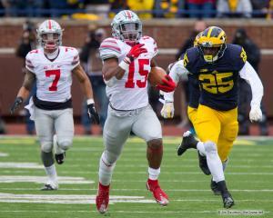 030 Jalin Marshall Ezekiel Elliott Ohio State Michigan 2015