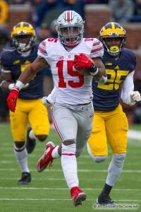 031 Ezekiel Elliott Ohio State Michigan 2015