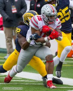 033 Ezekiel Elliott Ohio State Michigan 2015