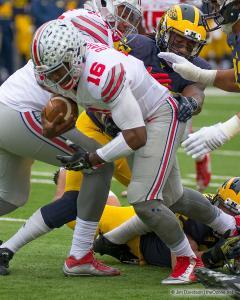 040 JT Barrett Ohio State Michigan 2015