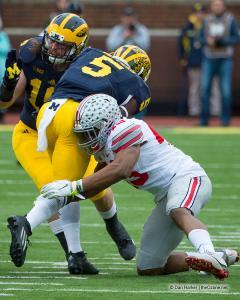 049 Darron Lee Ohio State Michigan 2015