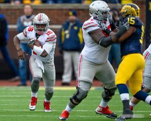 054 JT Barrett Ohio State Michigan 2015