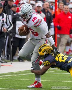 067 JT Barrett Ohio State Michigan 2015