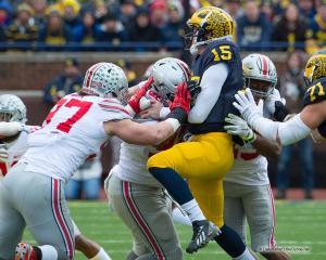088 Joey Bosa Ohio State Michigan 2015