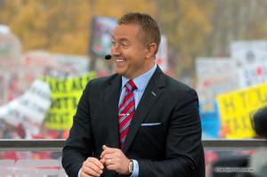 001 Kirk Herbstreit College Gameday Ohio State Michigan 2016
