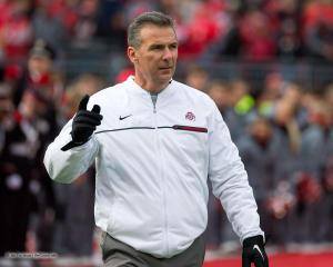 011 Urban Meyer pregame Ohio State Michigan 2016