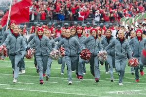 015 Pregame Ohio State Michigan 2016