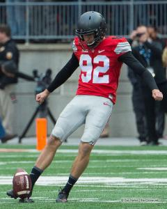020 Tyler Durbin Ohio State Michigan 2016