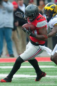023 Noah Brown Ohio State Michigan 2016