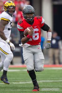 028 JT Barrett Ohio State Michigan 2016