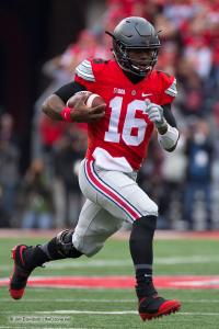 029 JT Barrett Ohio State Michigan 2016