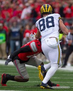 031 Jerome Baker Jake Butt Ohio State Michigan 2016