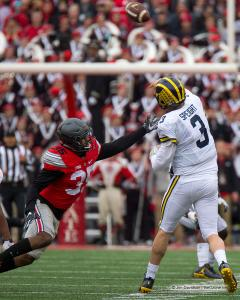 033 Chris Worley Wilton Speight Ohio State Michigan 2016