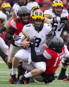 047 Jerome Baker Chris Worley Wilton Speight Ohio State Michigan 2016