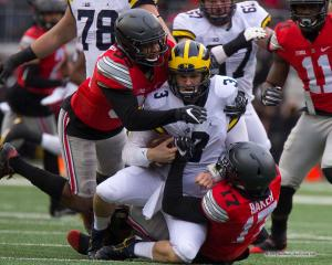 048 Jerome Baker Chris Worley Wilton Speight Ohio State Michigan 2016