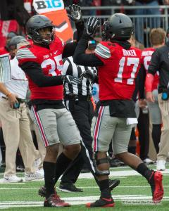 052 Jerome Baker Chris Worley Ohio State Michigan 2016