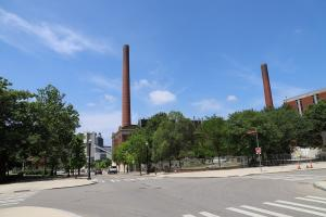 The Ohio State University Campus McCracken Power Plant