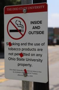 The Ohio State University Campus No Ms