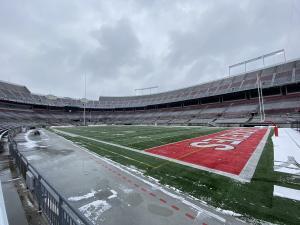 Ohio Stadium Field