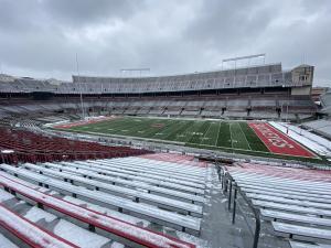 Ohio Stadium Looking East