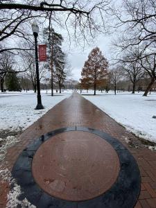 Oval Long Walk